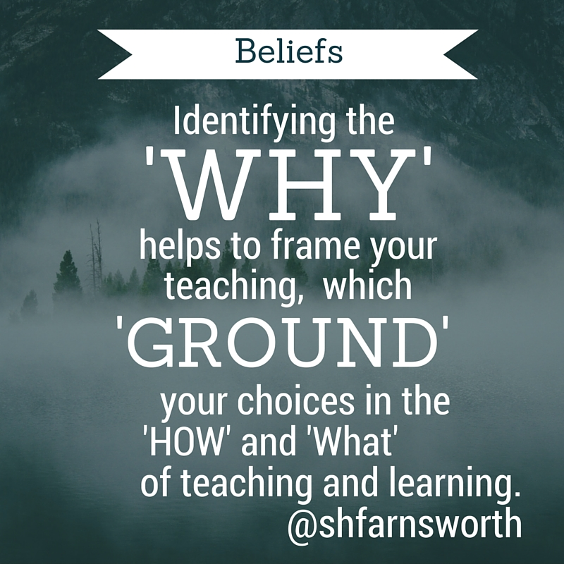 Uncovering the Why: the Importance of Beliefs