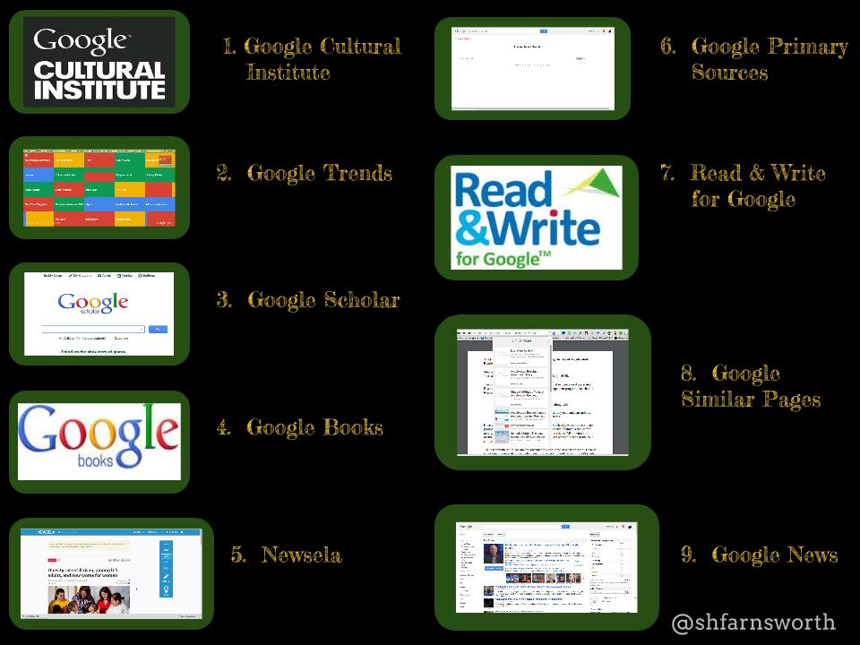9 Google Resources to Support Reading